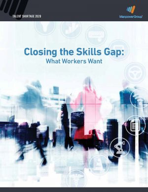 Closing the Skills Gap: What Workers Want